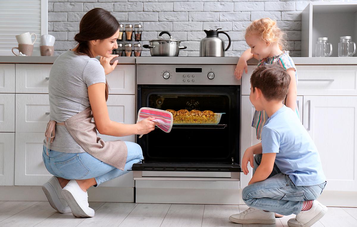 Come al horno con más frecuencia