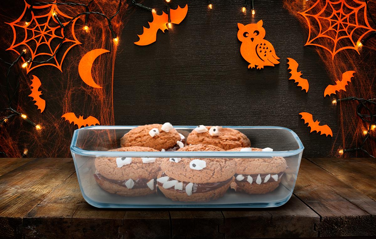 3 recetas fáciles y rápidas para Halloween