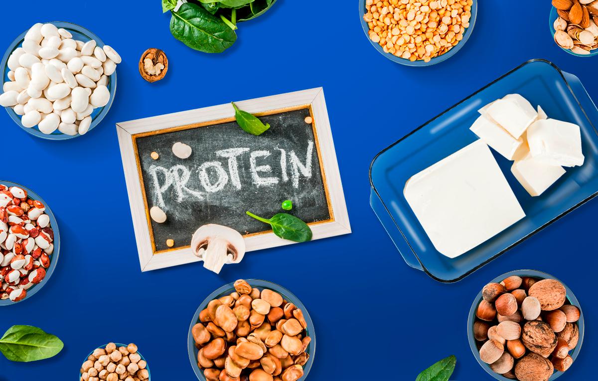 ¿Por qué son importantes las proteínas vegetales?