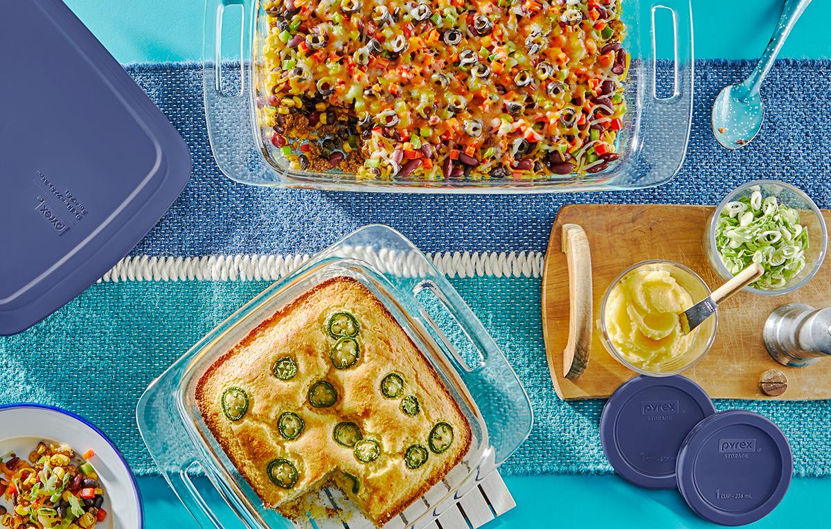 Cocinar en vidrio trae beneficios para la salud