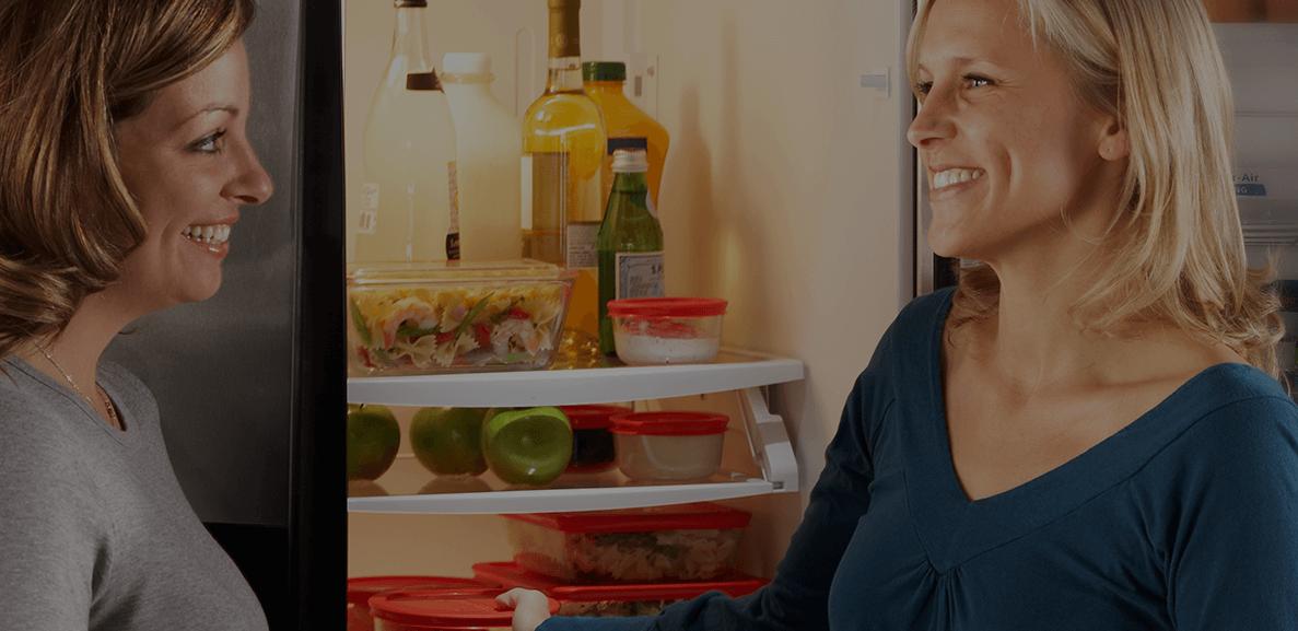 Cuidado con la comida en el refrigerador
